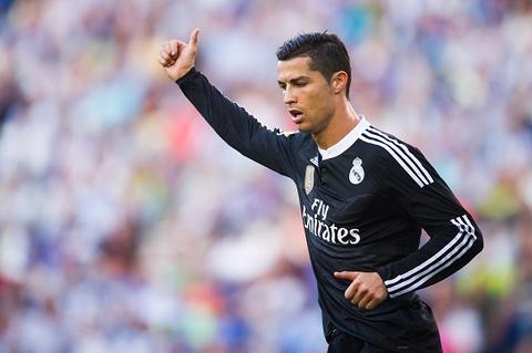 Ronaldo vuot qua Di Stefano ve so lan lap cong cho Real hinh anh