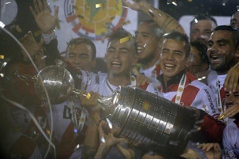 Tong hop tran dau: River Plate 3-0 Tigres UANL hinh anh