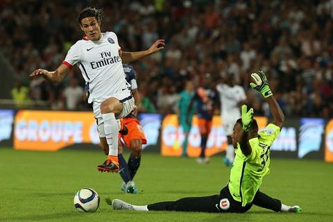Tong hop tran dau: Montpellier 0-1 PSG hinh anh