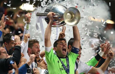 Casillas dan dau Top thu mon vi dai nhat Champions League hinh anh