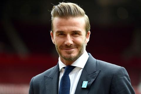 David Beckham da 7 tran tai 7 luc dia trong 1 tuan hinh anh
