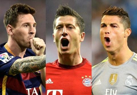 Lewandowski: 'Dung so sanh toi voi Messi va Ronaldo' hinh anh