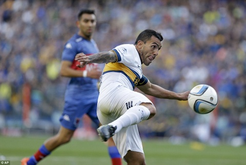 Tong hop tran dau: Boca Juniors 1-0 Tigre hinh anh