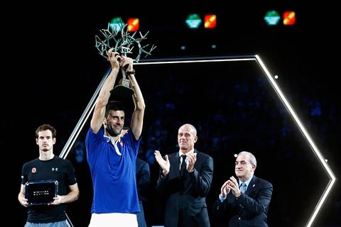 Novak Djokovic bien khai niem Big Four thanh Big One hinh anh