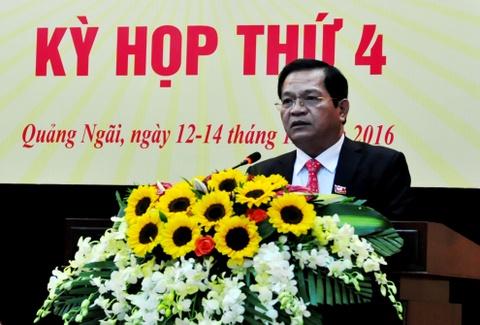 Bi thu Quang Ngai: 'Khong it can bo, dang vien song ich ky' hinh anh