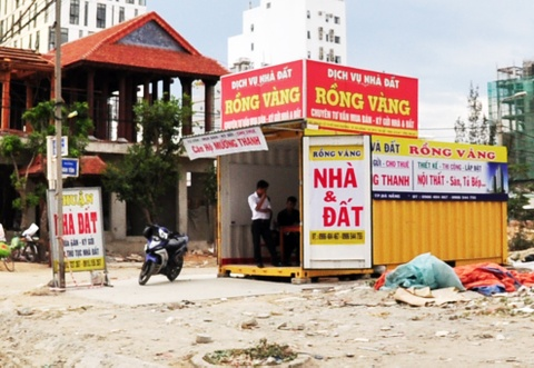 104 can ho trai phep cua Muong Thanh tai Da Nang hinh anh