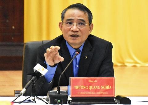 Bi thu Da Nang: Dung hoat dong nha may thep gay anh huong dan hinh anh