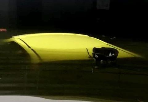 BMW, Range Rover chim trong ham xe chung cu cao cap Hoang Anh Gia Lai hinh anh
