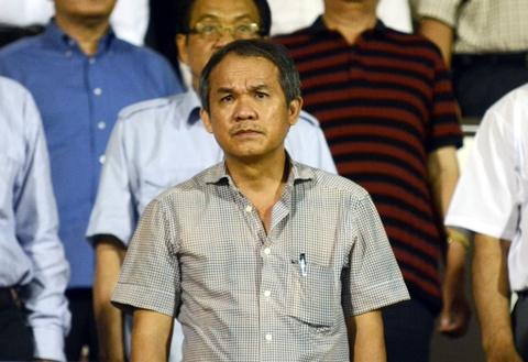 Bau Duc: 'U22 Viet Nam khong ngai Thai Lan' hinh anh