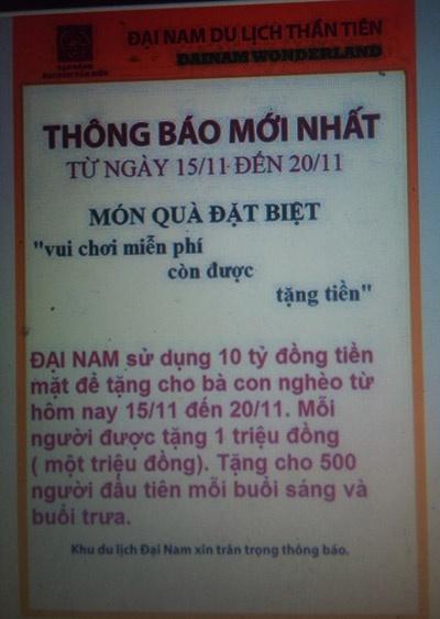 Dieu tra ke mao danh ong chu Dai Nam hua tang du khach 10 ty hinh anh
