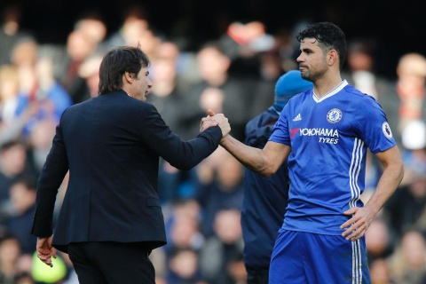 Diego Costa o lai Chelsea voi muc luong cao nhat hinh anh