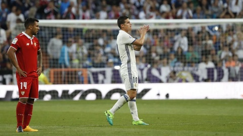 To AS: '99% James Rodriguez chia tay Real Madrid' hinh anh