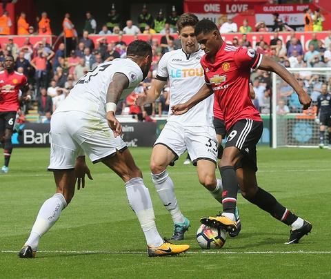Cham diem Swansea 0-4 MU: Nhung 'sat thu' goc Phi va nguoi hung Micky hinh anh 10