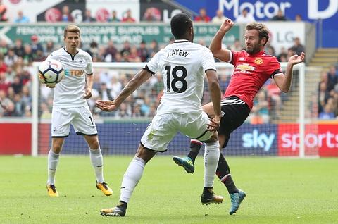 Cham diem Swansea 0-4 MU: Nhung 'sat thu' goc Phi va nguoi hung Micky hinh anh 9