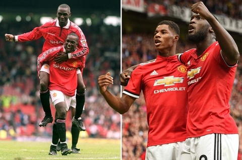 Rashford - Lukaku: Bo doi Dwight Yorke - Andy Cole moi o Old Trafford? hinh anh