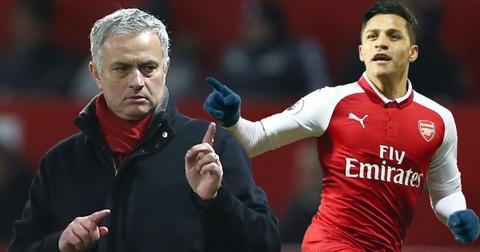 Mourinho len tieng ve Alexis Sanchez hinh anh