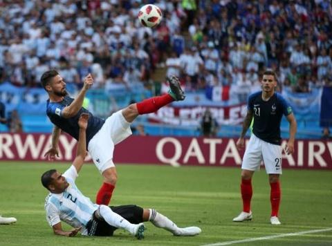 Cham diem Phap 4-3 Argentina: Mbappe hay nhat tran hinh anh 11