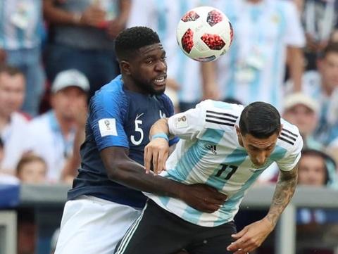 Cham diem Phap 4-3 Argentina: Mbappe hay nhat tran hinh anh 3