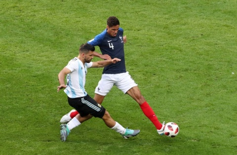Cham diem Phap 4-3 Argentina: Mbappe hay nhat tran hinh anh 4