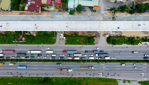 Toan canh du an metro tien do nhanh cua Sai Gon hinh anh 10