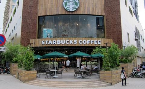 Starbucks o New World tan hoang gach da khi bi dap via he hinh anh 2