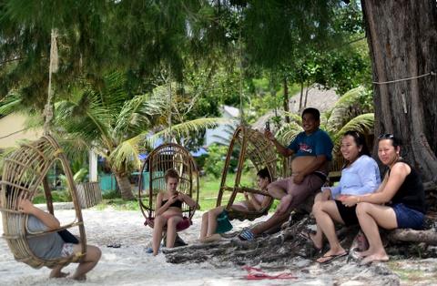 'Thien duong Maldives' o Dong Nam A hinh anh 13