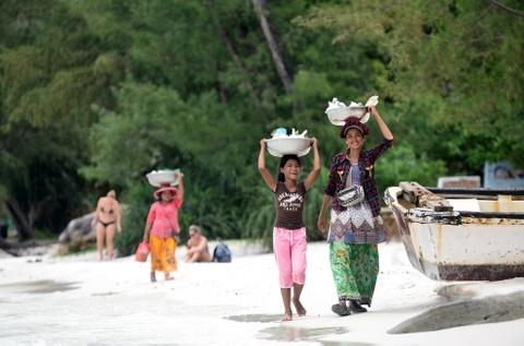 'Thien duong Maldives' o Dong Nam A hinh anh 14