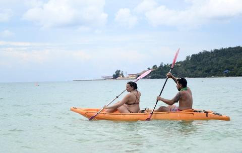'Thien duong Maldives' o Dong Nam A hinh anh 16