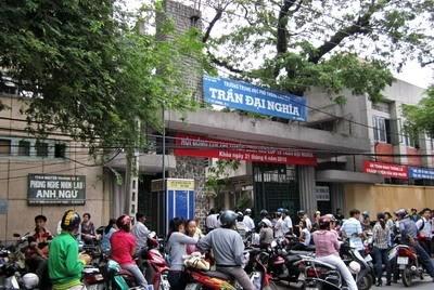 Thi lop 6 truong THPT Tran Dai Nghia: Choi cao hon dai hoc hinh anh