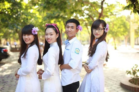 Nhung cau noi bat hu cua giao vien truong Phan Boi Chau hinh anh