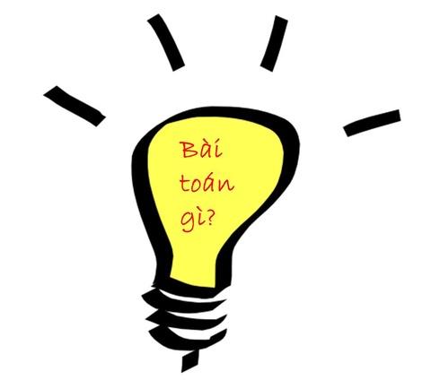 Thu lam bai toan thay the de lop 3 len bao Anh, My hinh anh