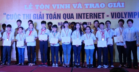 toan volympic hinh anh