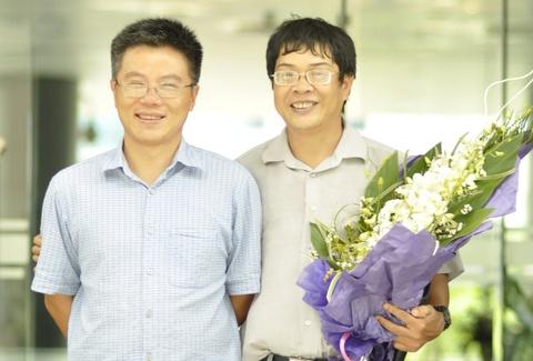 GS Ngo Bao Chau: 'De thi trac nghiem mon Toan hoi do' hinh anh