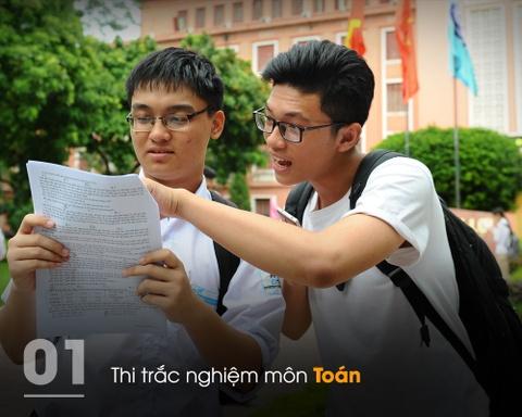 Thi THPT quoc gia 2017: 10 diem moi dang chu y hinh anh 1