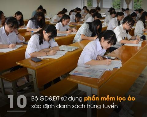 Thi THPT quoc gia 2017: 10 diem moi dang chu y hinh anh 10