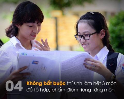 Thi THPT quoc gia 2017: 10 diem moi dang chu y hinh anh 4