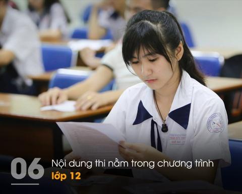Thi THPT quoc gia 2017: 10 diem moi dang chu y hinh anh 6