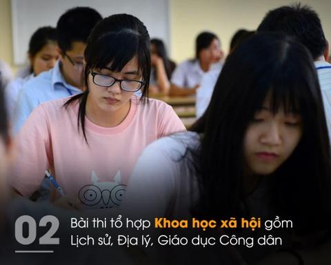 Nhung dieu luu y ve phuong an thi THPT quoc gia 2017 hinh anh