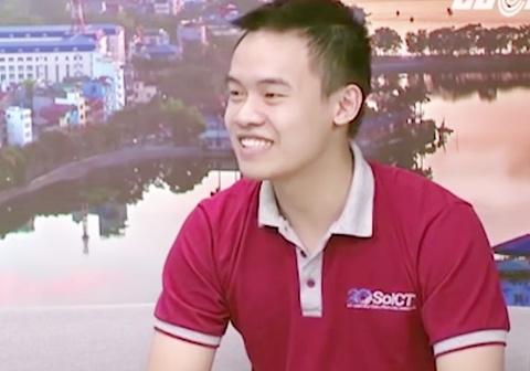 Nguyen Xuan Bach chia se ve muc luong nhieu nghin USD sau khi ra truong hinh anh