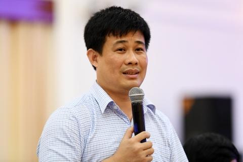 TS Sai Cong Hong noi ve de thi THPT quoc gia 2017 hinh anh