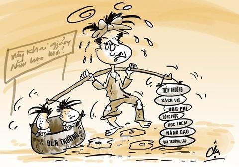 Tranh luan: Co nen dep hoi phu huynh de chong lam thu? hinh anh
