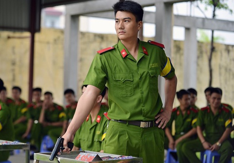 Thu khoa Hoc vien An ninh Nhan dan den tu Hoa Binh, Son La, Lang Son hinh anh