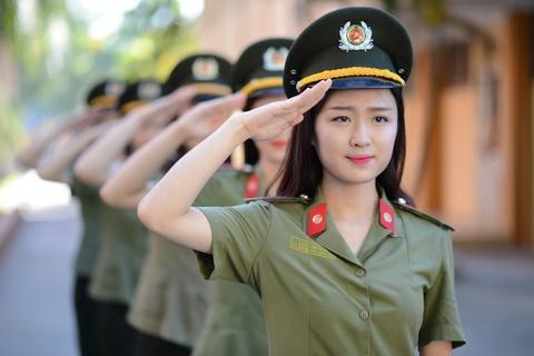 47 thi sinh Lang Son, Hoa Binh, Son La do Hoc vien An ninh Nhan dan hinh anh