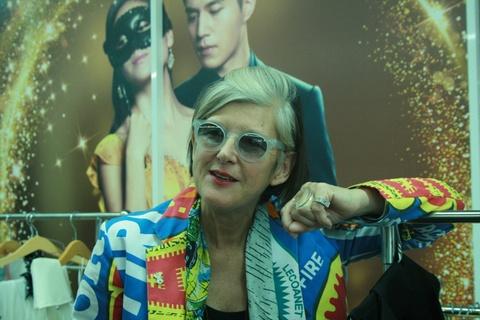 Vien truong thoi trang Phap ngoi 'ghe nong' Fashion Star hinh anh