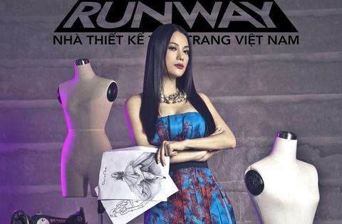 Truong Ngoc Anh la host Project Runway Vietnam 2014. hinh anh