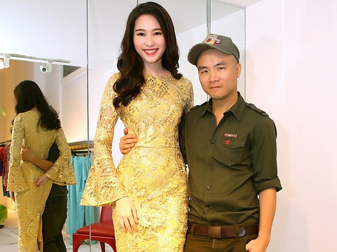 Do Manh Cuong: 'Danh gia BST thoi trang dung nhin tieu tiet' hinh anh