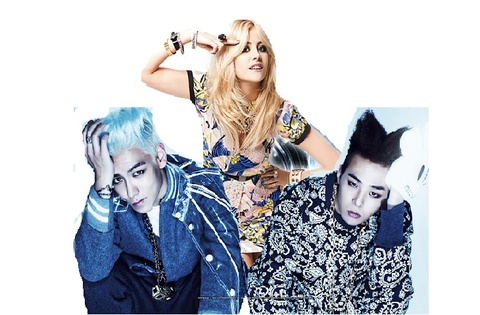 Pixie Lott ft. GD&TOP - Dancing On My Own hinh anh
