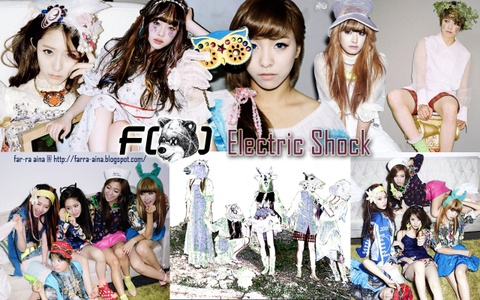 Electric Shock - f(x) hinh anh