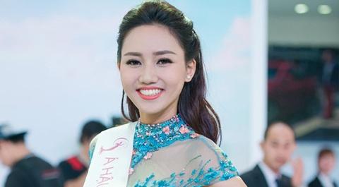 A hau Tra My tu choi thi Miss Universe 2016 hinh anh
