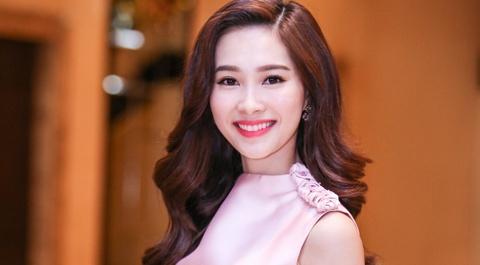 Dang Thu Thao lam giam khao Hoa hau Viet Nam 2016 hinh anh